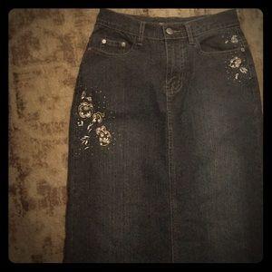 Dresses & Skirts - Denim skirt🤩
